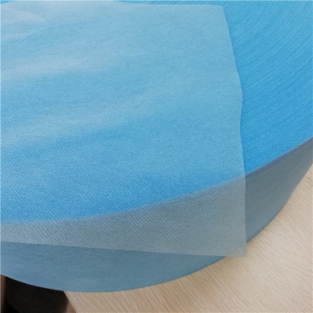 Face Mask Raw Material 100% PP Non-woven Spunbonded Polypropylene Nonwoven Fabric