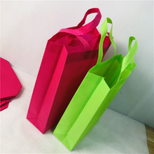 Nonwoven Spunbond Shopping Bag Manufacturer Shopping Handle Bag Tote Bag
