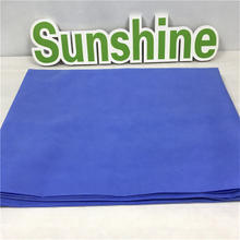SMS Nonwoven Fabric Waterproof SMS Non Woven Fabric Medical Operating Gowns