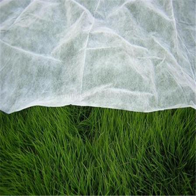 Landscape nonwoven fabric 100%uv agricultural cover pp nonwoven fabric