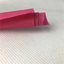 Popular colorful 100%pp spun bond non woven fabric exporter