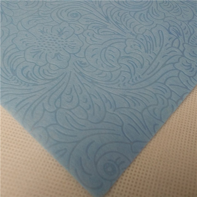 Emboss nonwoven fabric use 100% polypropylene non woven fabric for flower wrapping,gift wrapping