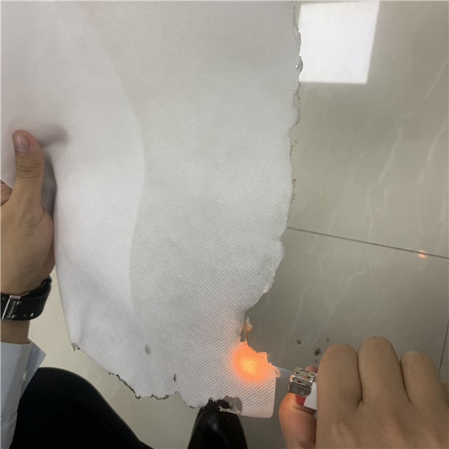 Fire retardant white polypropylene spunbond nonwoven fabric manufacturer