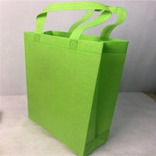 Durable Handle Bag Nonwoven Fabric Shopping Bag Spunbond Non Woven Handle Bag
