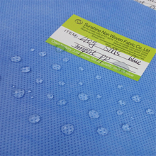Sunhsine Nonwoven Fabric 100% Pp Spunbond Nonwoven Fabric for Disposable Medical Use