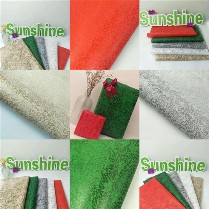 Sunshine company supply spunbond nonwoven fabric for mask bag and tablecloth
