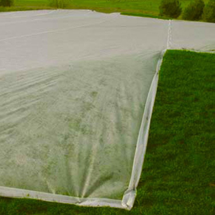 Cold proof cloth non-woven cloth breathable and cold proof seedling raising agricultural cloth