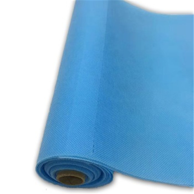 25gsm 100% PP Non-woven Spunbonded Nonwoven Fabric for making disposable face mask & protective suit