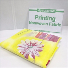 Factory price Embossed nonwoven table cloth embossed non woven TNT