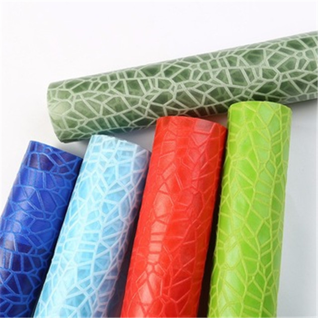 2020 popular embossed nonwoven flower wrapping mesh nonwoven fabric paper