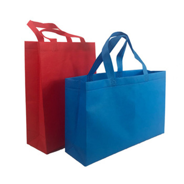 nonwoven fabric shopping hand bags material China factory supply