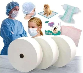 Hospital Bed Sheets and surgical Gown Using Medical SMS/SMMS/SSMMS Nonwoven Fabric