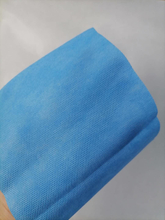 SMS non woven fabric 100%PP spunbonded nonwovens disposable nonwoven