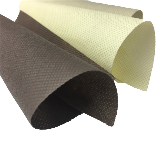High quality fire retardant fabric pp spun-bonded non woven fabric used for furnish