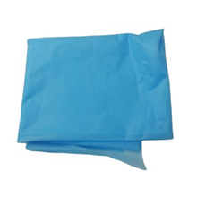 White/blue High Quality SMS Polypropylene Spun Bonded Nonwoven Fabric