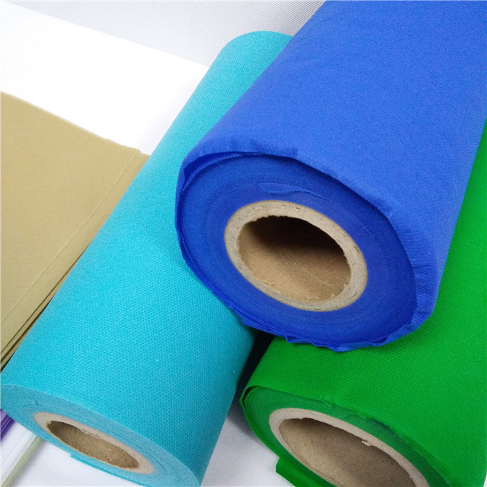 Hydrophobic Fabric Waterproof Nonwoven Fabric Non-woven Fabric Roll Manufacturer
